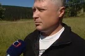 Zprávy ČT24 z těžby dřeva