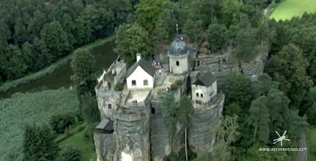 Filmování propagačního spotu Libereckého kraje