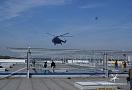 Během 6-ti dnů vrtulník Mi-8 a 6 vazačů smontovali 250-ti dílnou konstrukci pro fotovoltaickou elektrárnu na střeše haly LOGURAN v Plzni na Borských polích.
