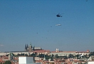.. Mi-8 s klimatizací v podvěsu ...