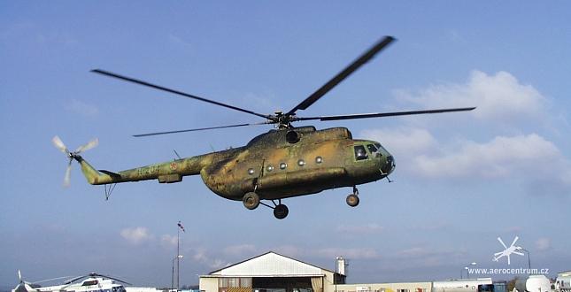 outdoorové akce vrtulníkem