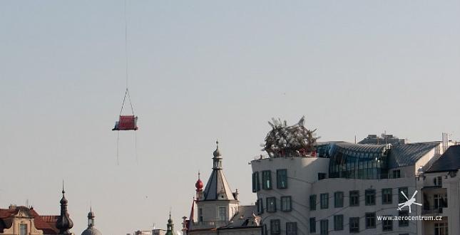 Praha-Tančící Dům